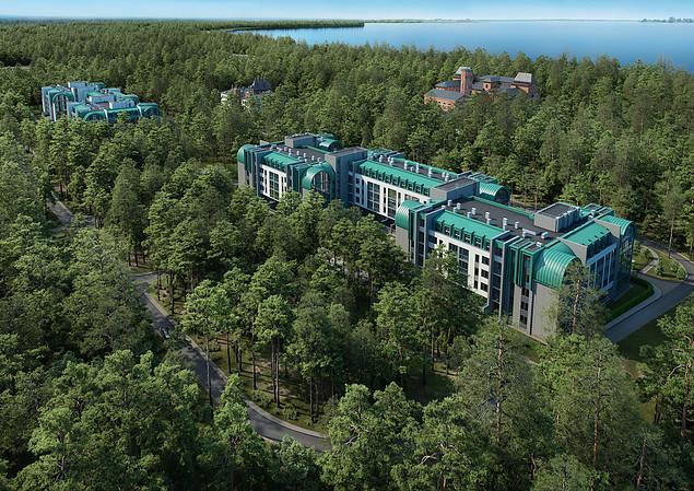«Русские сезоны» в Сестрорецке - это новый апарт-комплекс