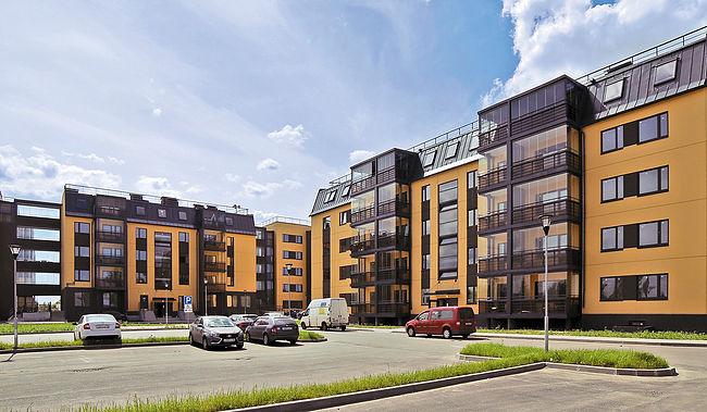 Где искать мансардную квартиру в Санкт-Петербурге?