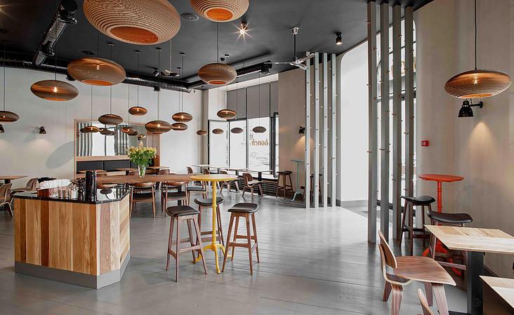 5 кафе с оригинальными интерьерами, где вы еще не были