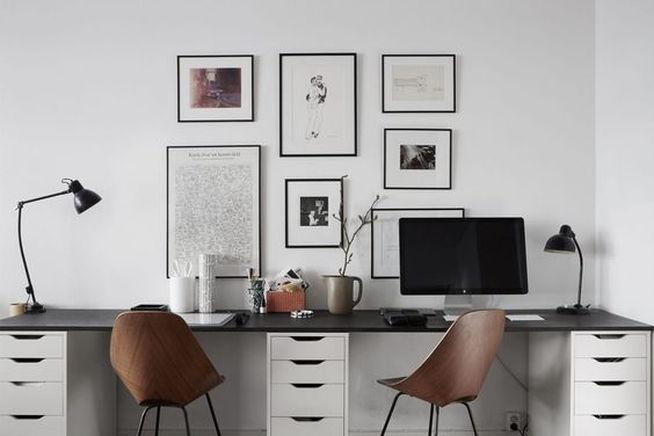 Несколько простых способов сделать рабочее место приятнее