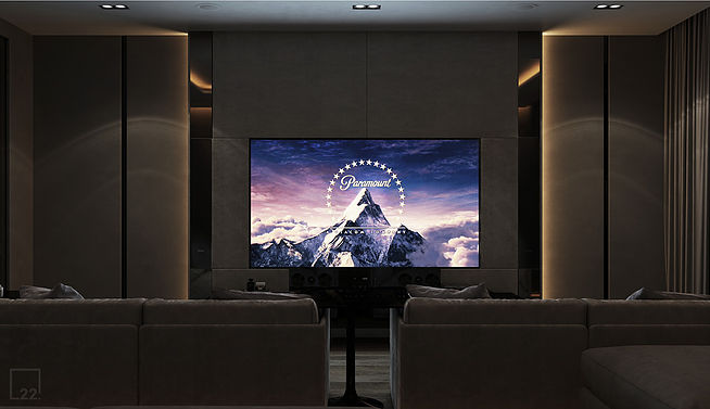 Что учесть при проектировании домашнего кинотеатра?