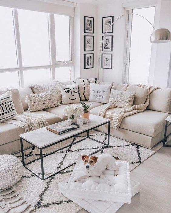 Все, что вам нужно знать о дизайне маленькой гостиной