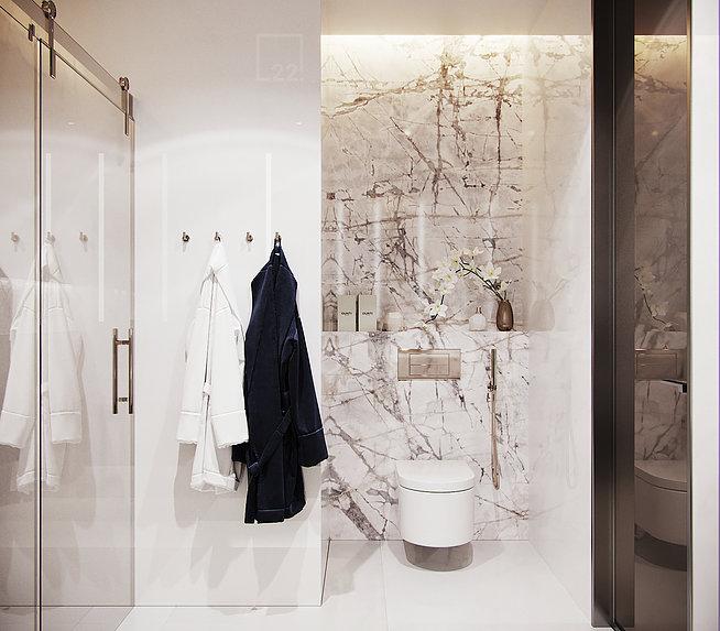 Тонкости идеальной ванной: гигиенический душ
