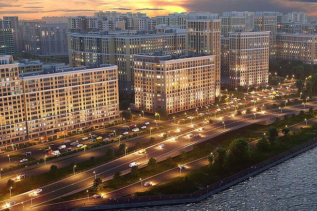 5 квартир до 2,5 миллионов рублей в Петербурге в пределах КАД