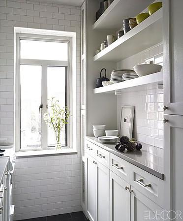 15 стильных и практичных идей для дизайна маленькой кухни