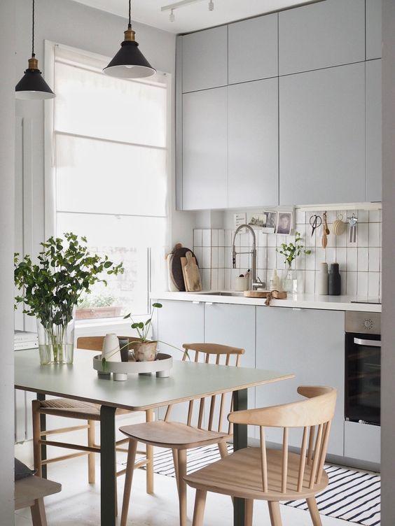 5 антитрендов в дизайне небольшой кухни