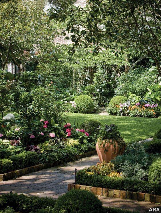 как создать сад с пользой для здоровья
