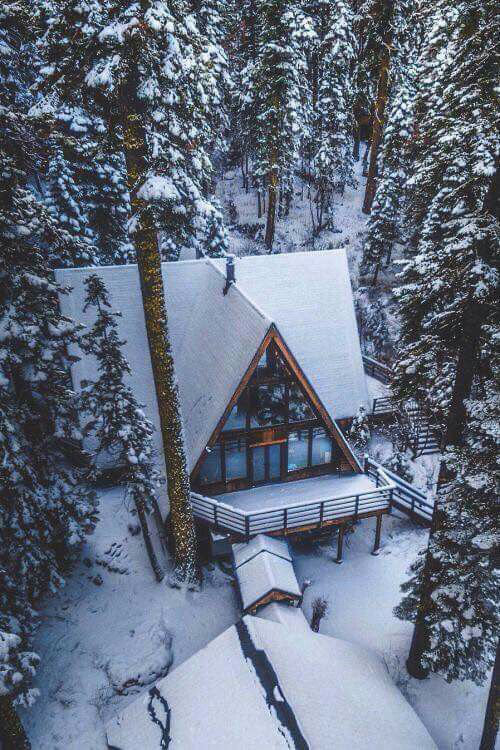 Технологии: как строить дом в зимний период и строить ли?