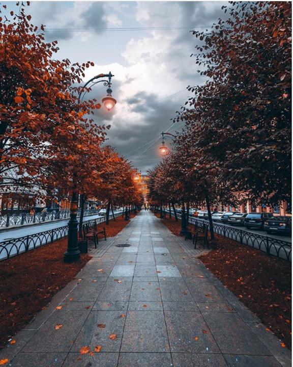 Как потратить свободное вечернее время в Санкт-Петербурге