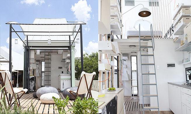 Дом на солнечных батарейках, в котором можно жить везде