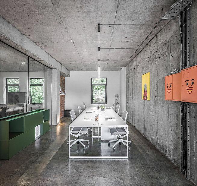 офис креативного агентства