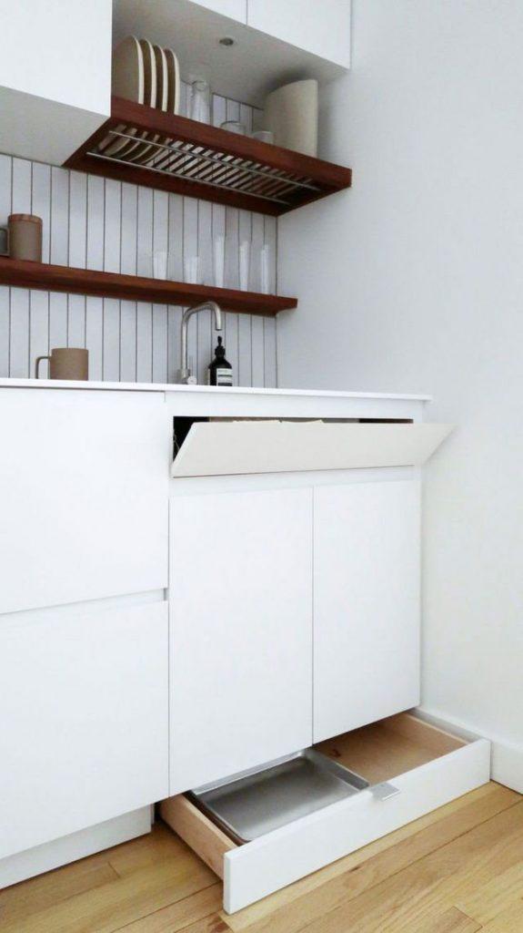 Крошечная кухня на 2,5 «квадратах», в которой есть все, что нужно