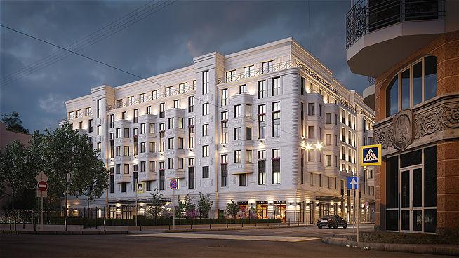 Тихий центр: 9 жилых комплексов центрального района