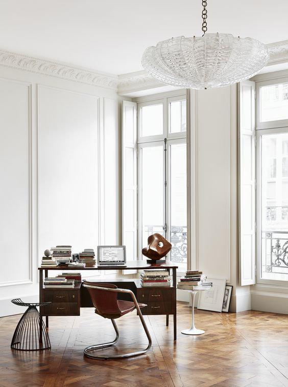9 невероятно простых способов придать интерьеру парижский шик