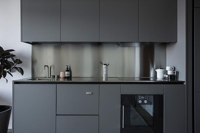 Роскошный интерьер квартиры-студии площадью 36 кв. м.