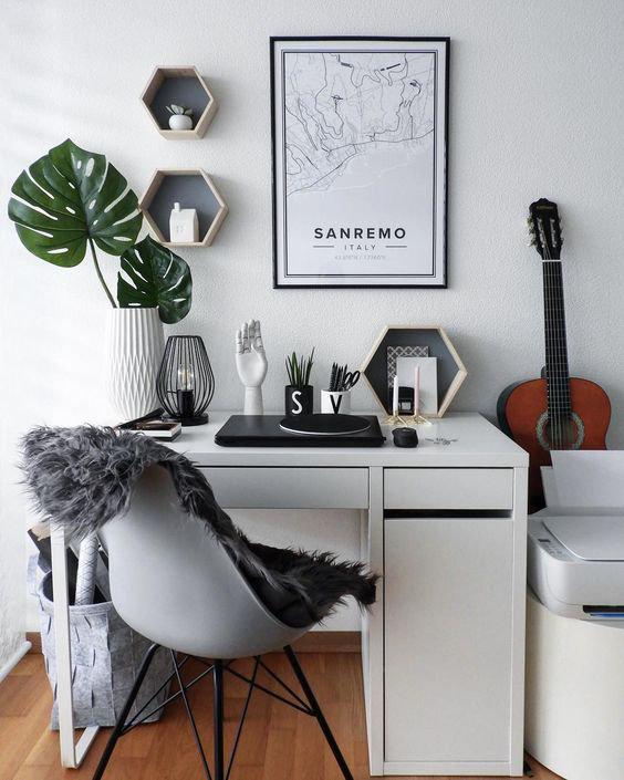 Как создать домашний офис для продуктивной работы