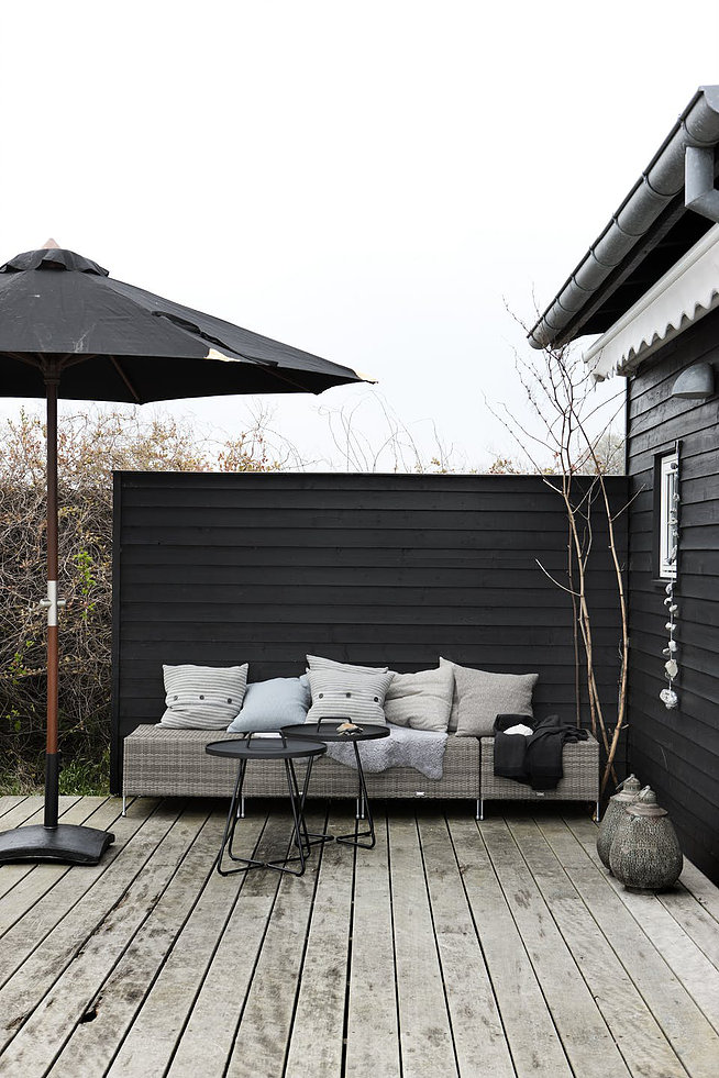 Идеальный загородный домик площадью всего 42 метра