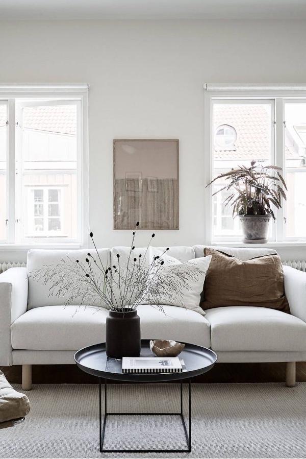 7 советов для красивого однотонного интерьера в скандинавском стиле