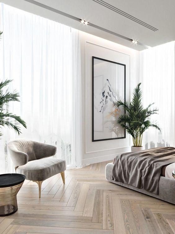 5 самых важных покупок для идеального интерьера спальни