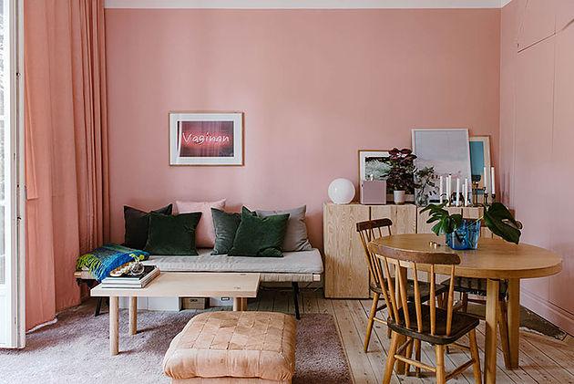 5 интерьеров двухкомнатных квартир