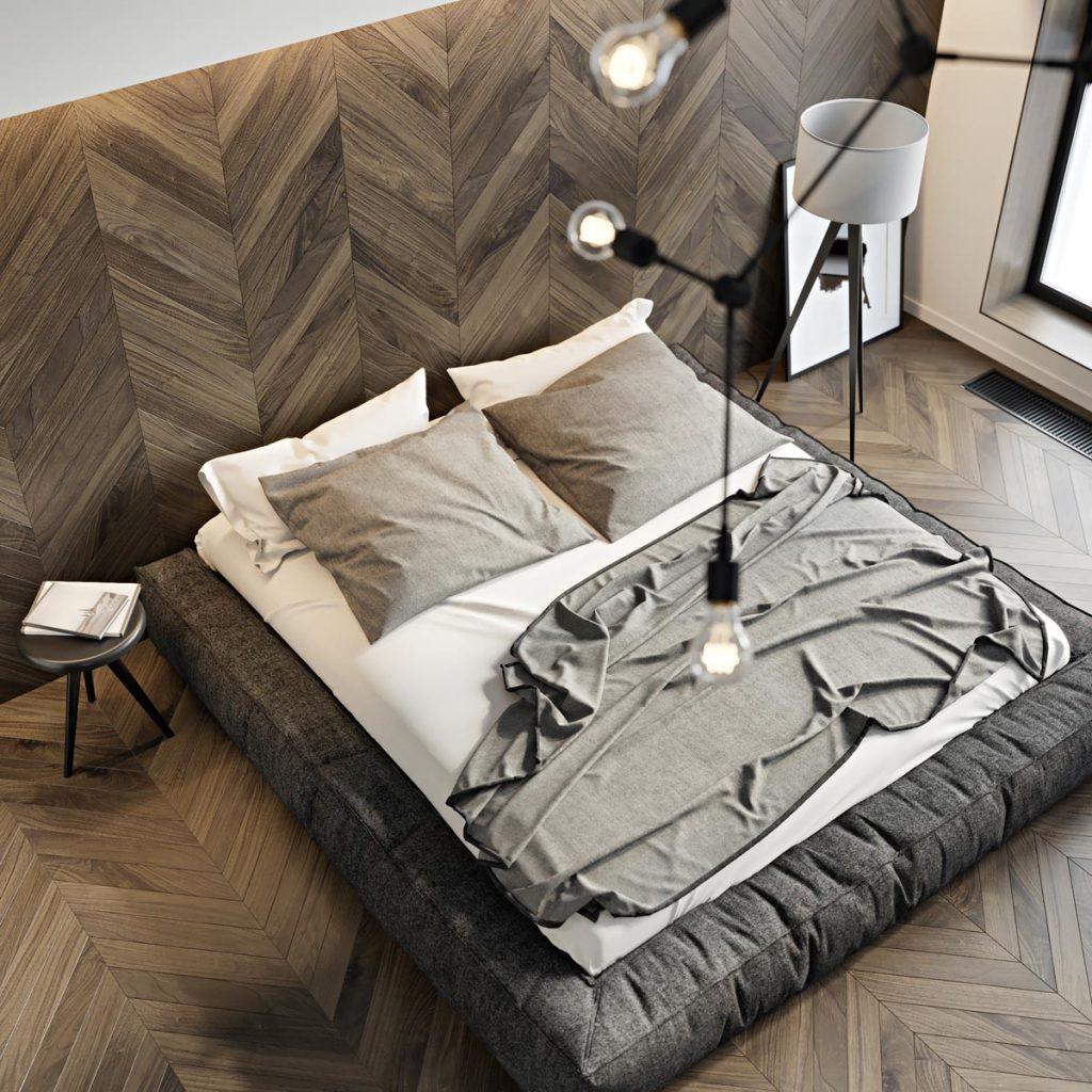 3 стильных интерьера небольших квартир, которые используют квадратные метры по максимуму