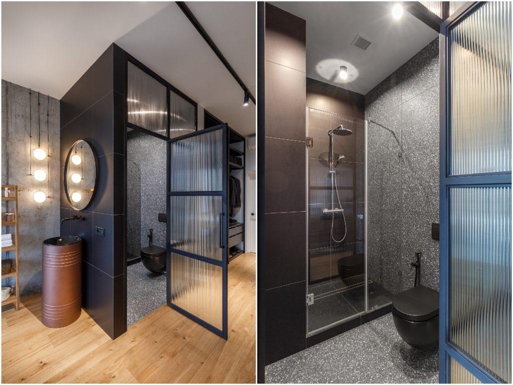 Необычное решение для просторной квартиры площадью 117 кв м