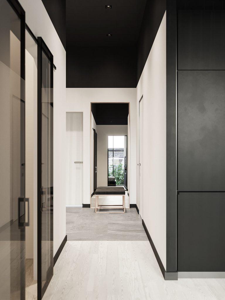 Однокомнатная квартира в стиле лофт, в которой вам захочется жить
