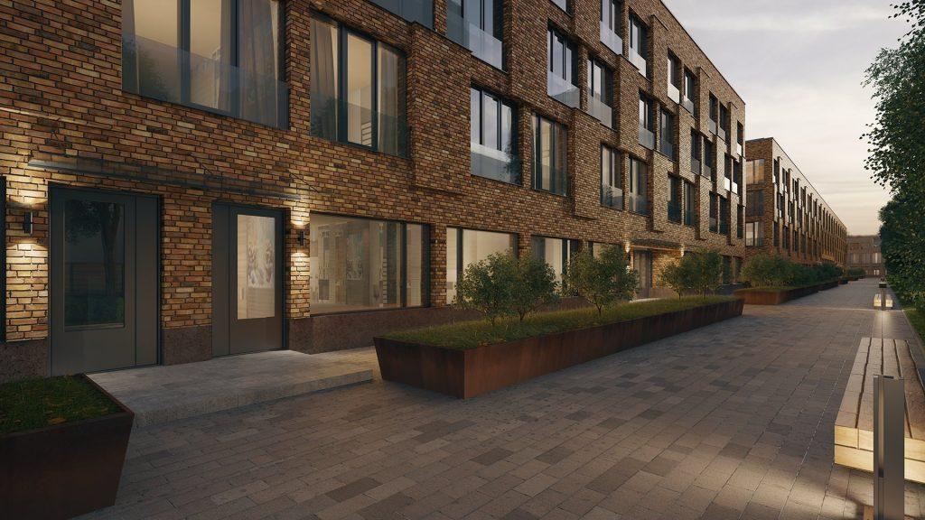 Новый МФК «Loft na Srednem» от Docklands