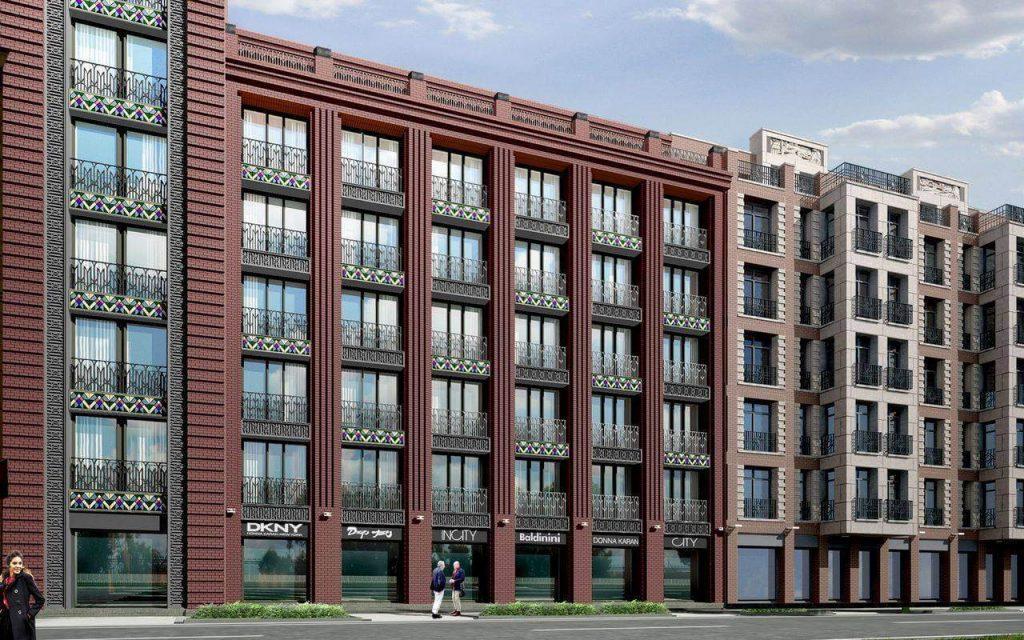 Жить в центре: жилой комплекс «Новый Невский»