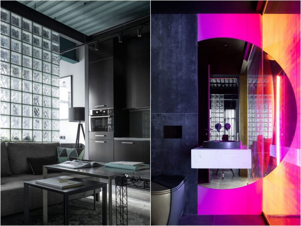 Брутальность и экстравагантность: 5 интерьеров в стиле лофт с особенной атмосферой