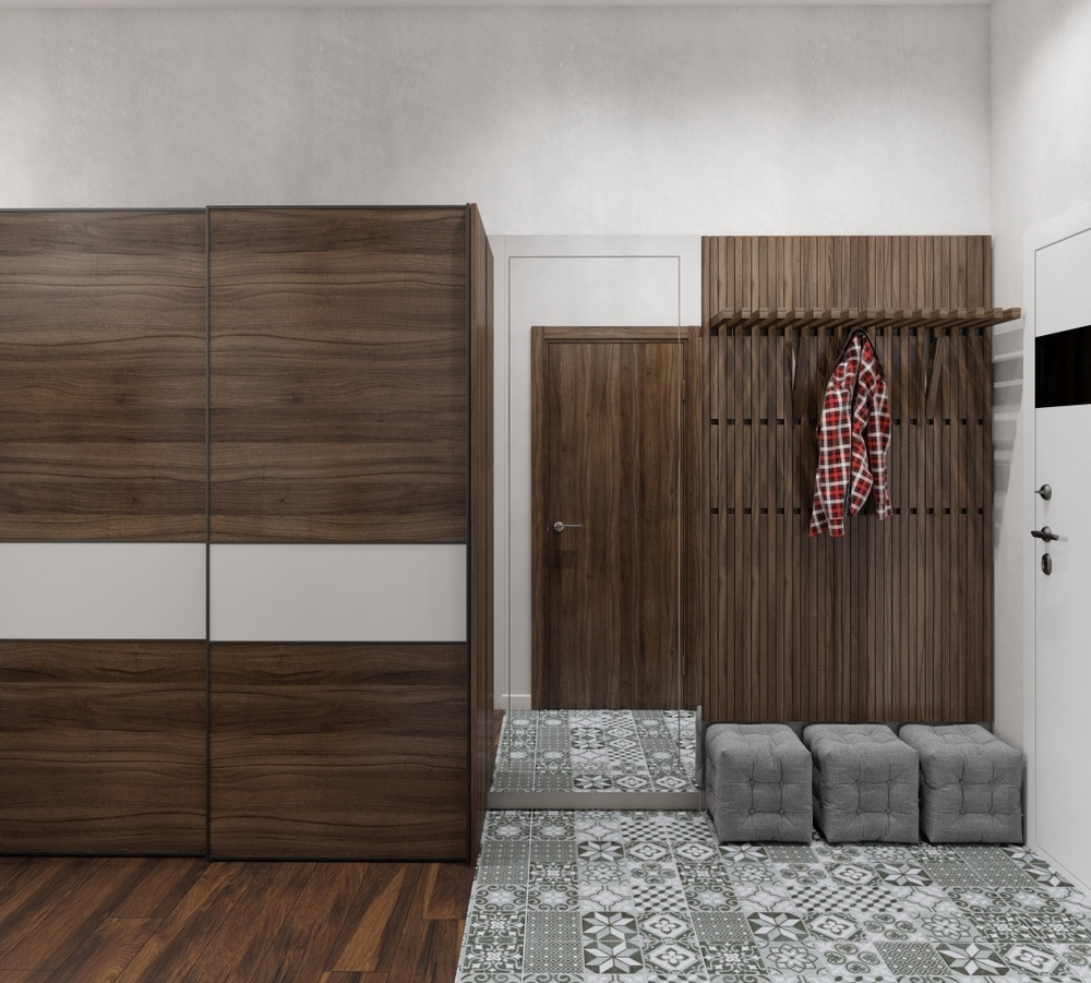 22 метра стиля: стильный интерьер квартиры-студии площадью 22 м²