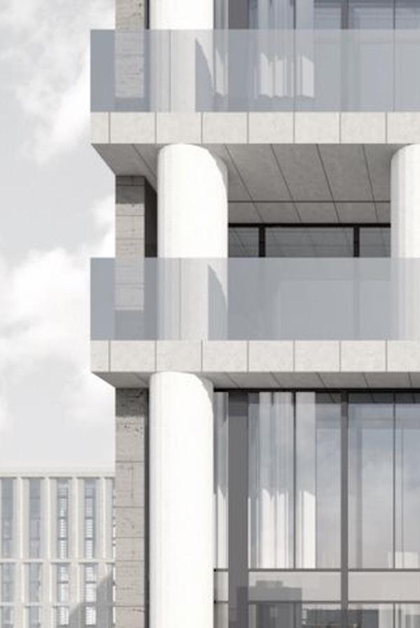 «Парижский Манхэттен» в Московском районе: жилой комплекс «Дефанс»