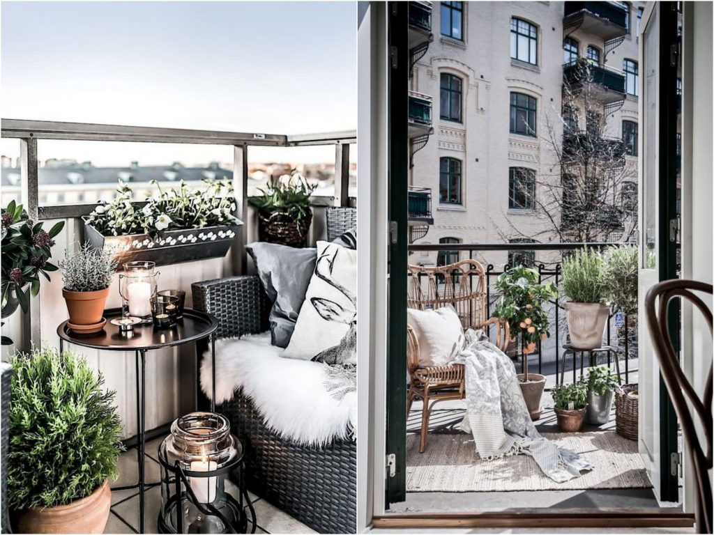 3 идеи, как украсить балкон этим летом