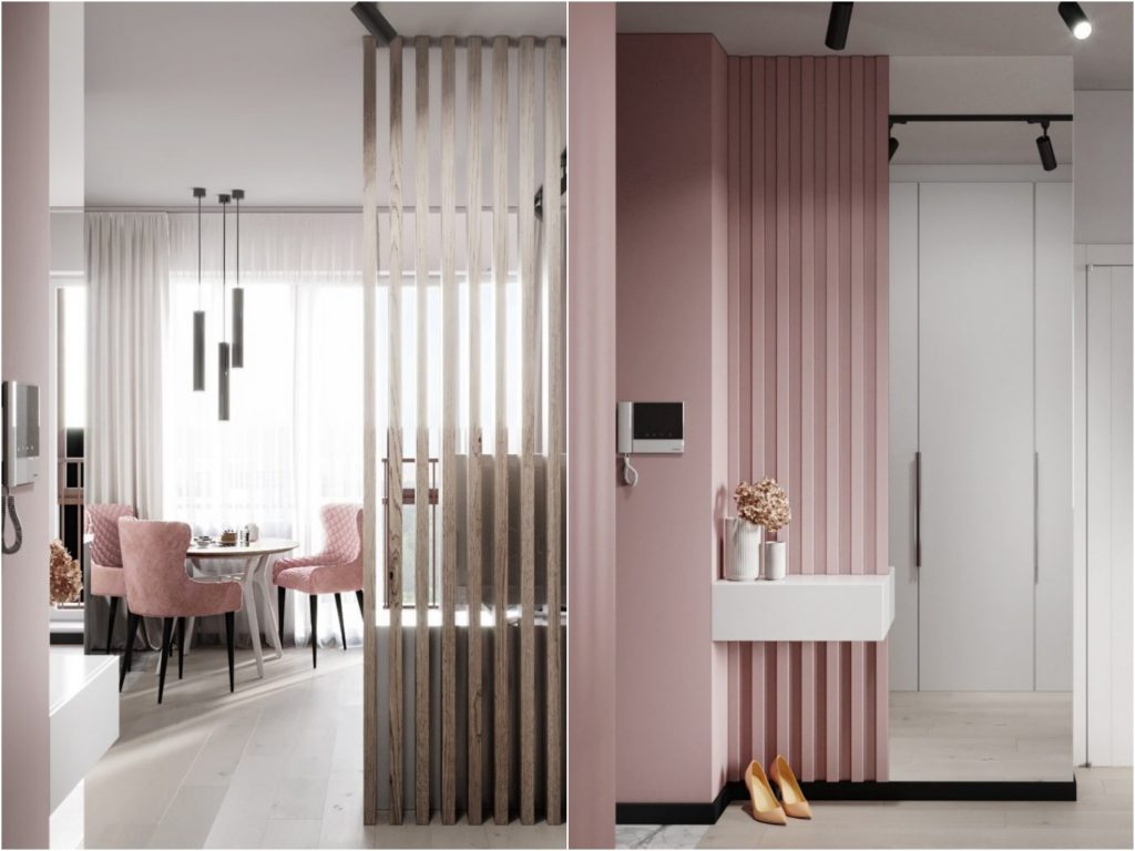 Вместо белого: 5 квартир-студий, где дизайнеры предпочли отказаться от белого цвета