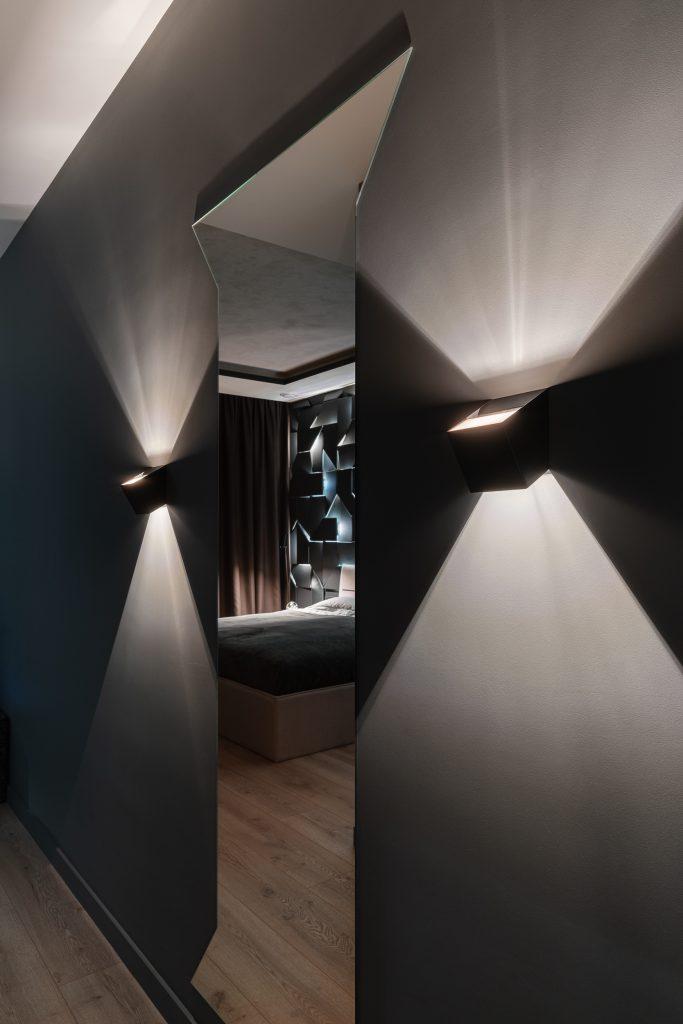 Благородная простота: минимализм и нейтральная палитра в безупречном интерьере квартиры площадью 111 м²