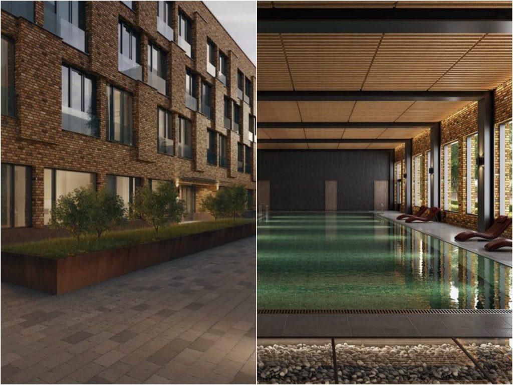 Эстетика и технологичность: 5 красивых новых домов в Петербурге, которые впечатляют