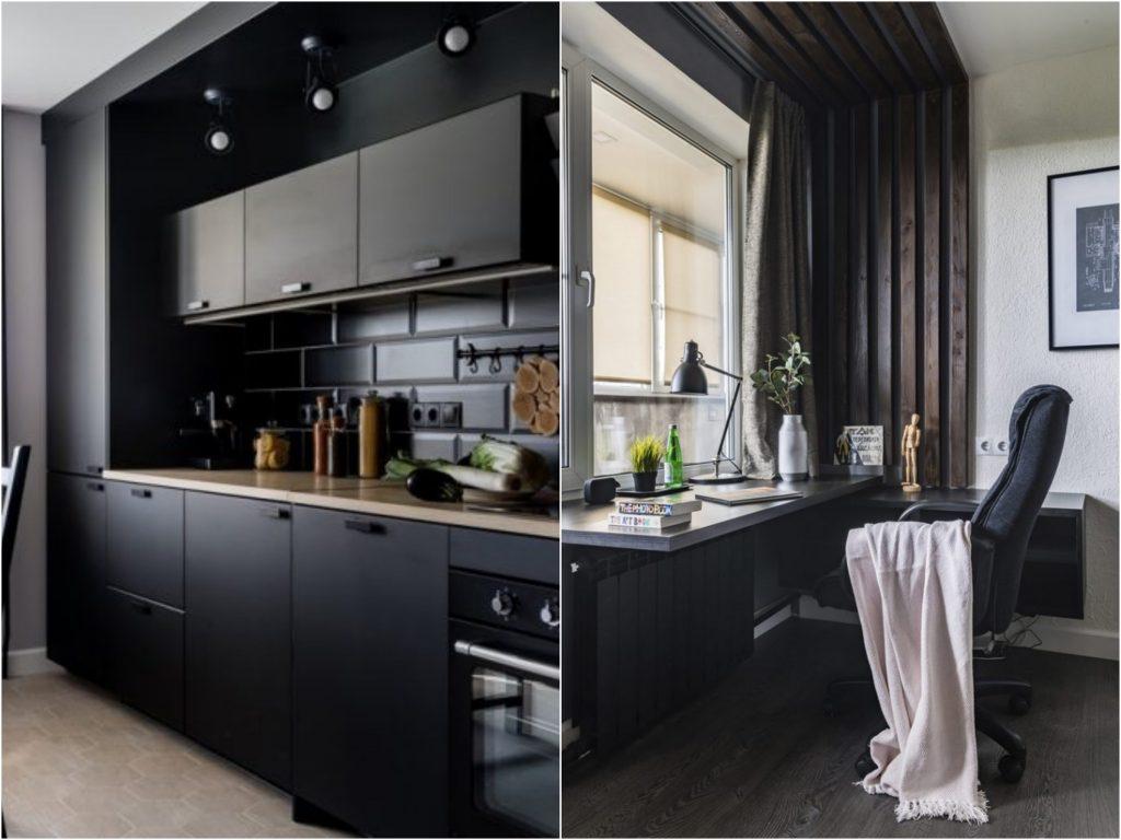 Готовые решения: 5 интерьеров однокомнатных квартир, которые просто повторить