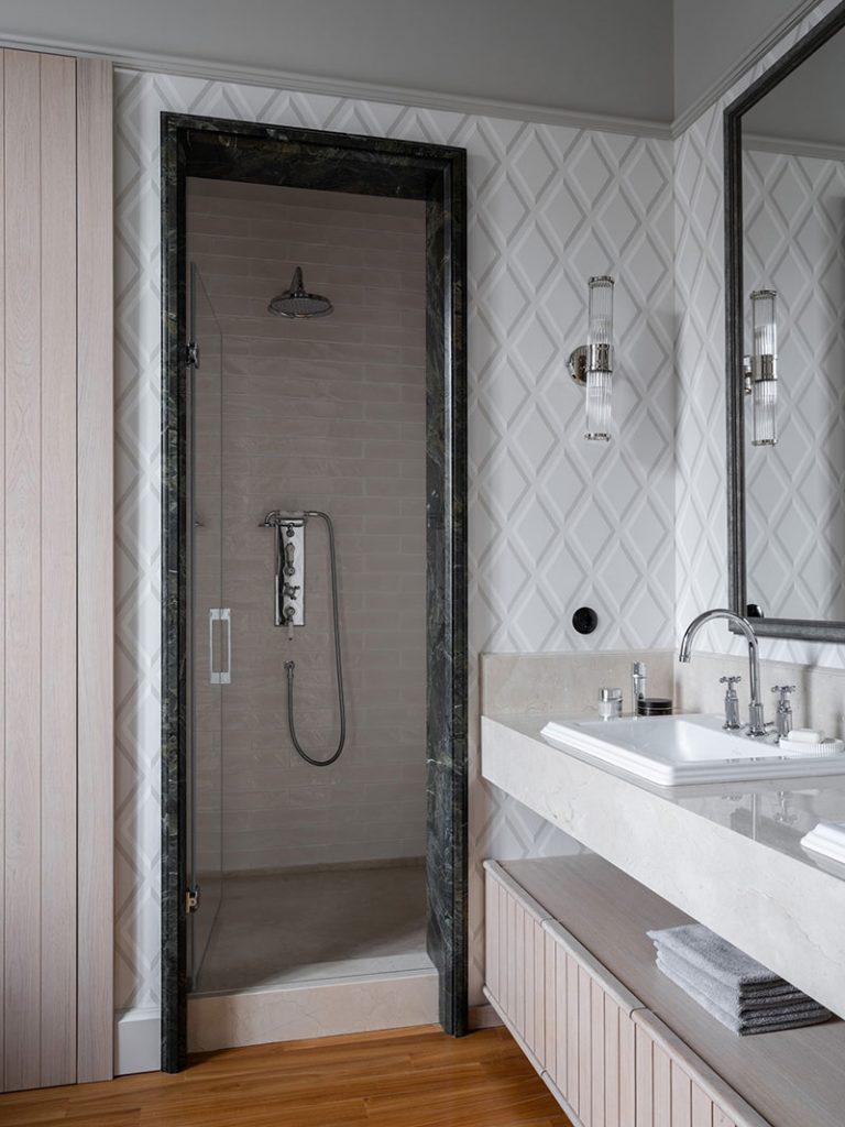 История и современность: квартира с неповторимым стилем архитектора Олега Клодта