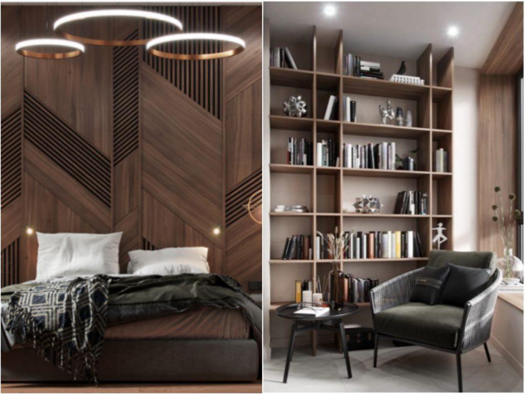 Царство Морфея: 4 идеи для интерьера спальни