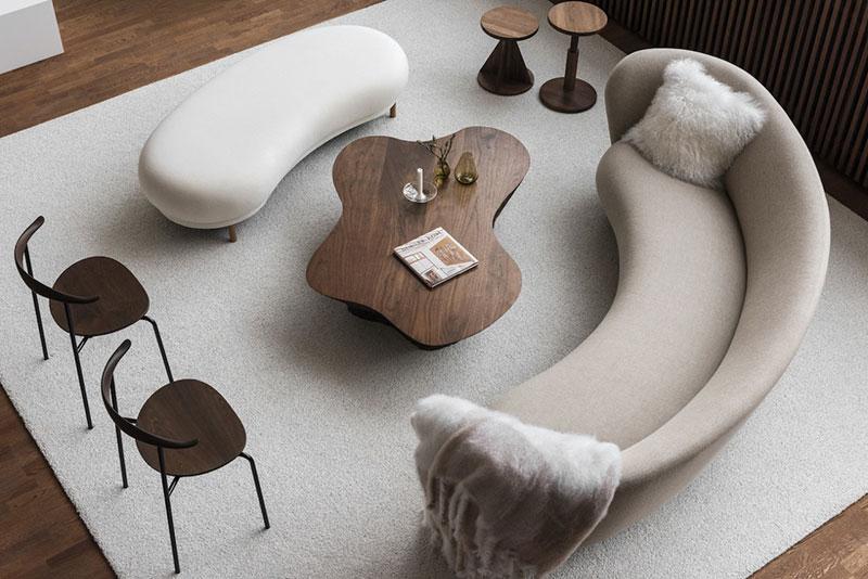 Тренды мебели 2020: актуальные формы и материалы
