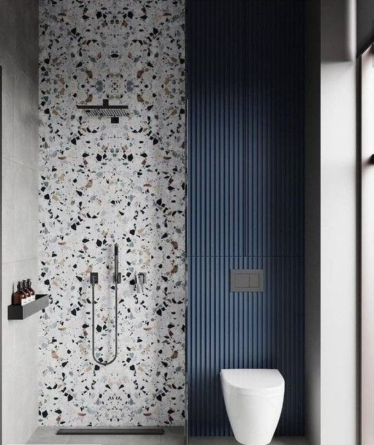 Какая плитка в моде: выбираем плитку в ванную комнату
