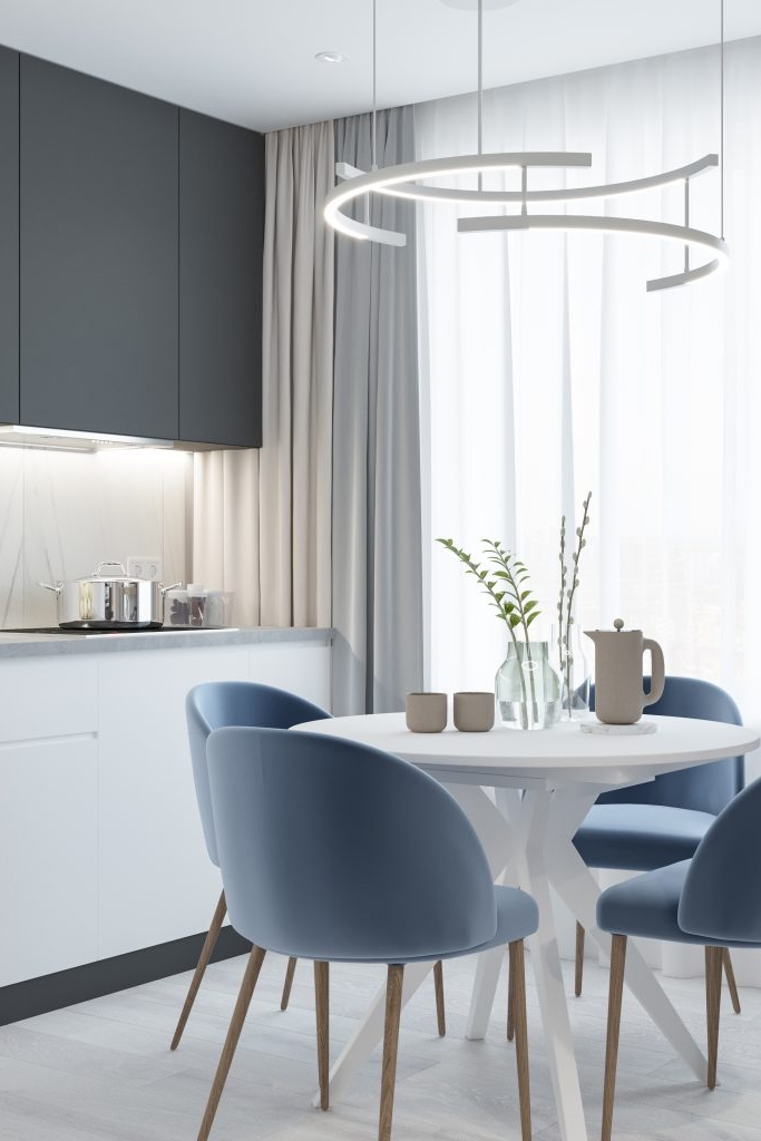 Нюансы практики: как самостоятельно создать дизайн трехкомнатной квартиры в современном стиле