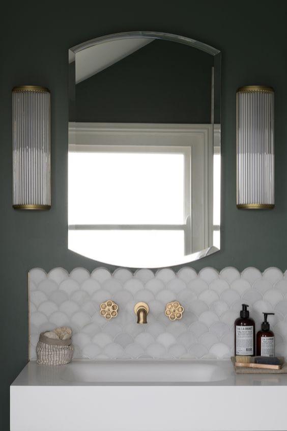 Как создать винтажный интерьер: ванная в викторианском стиле