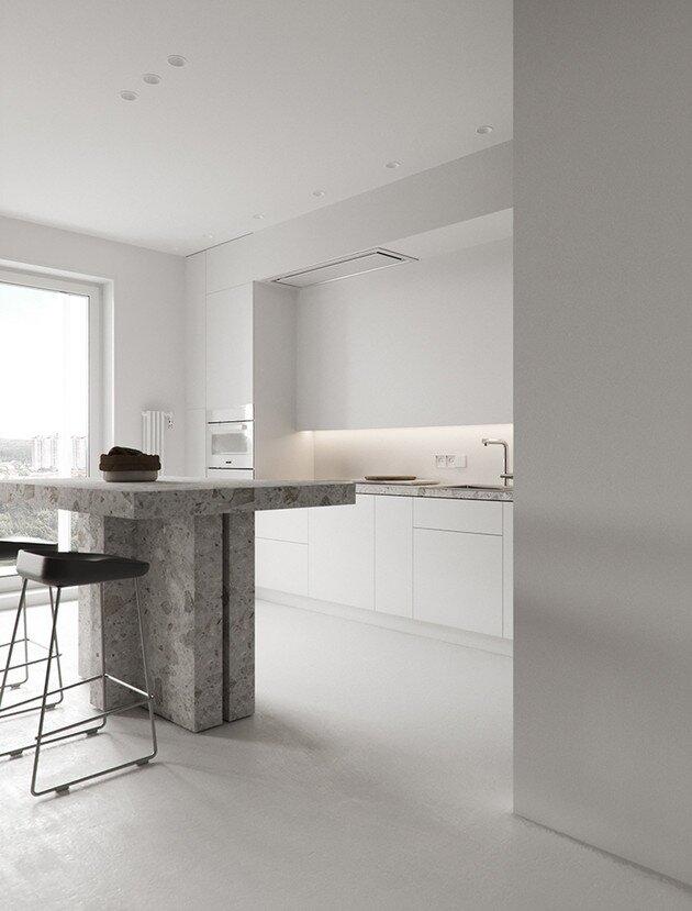 Тренд на минимализм: голые стены, которые украшают интерьер