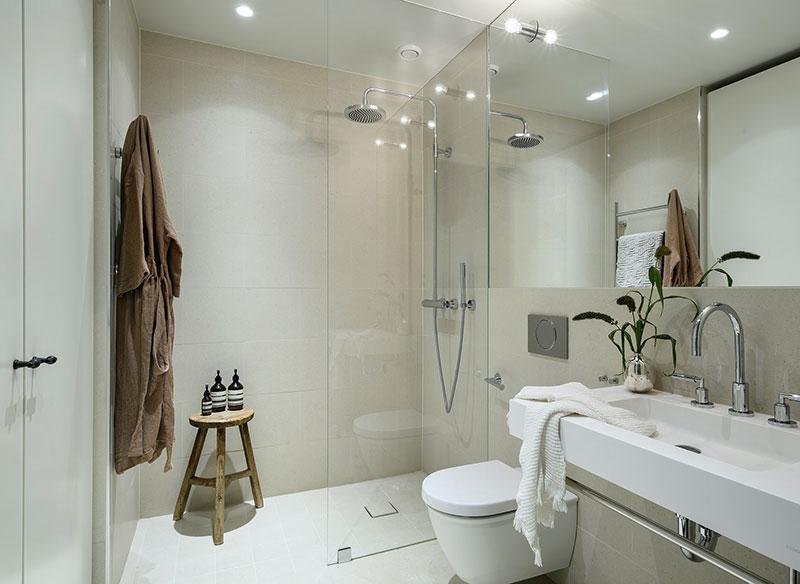 Эстетика стиля лофт и много света: апартаменты площадью 72 м² в Стокгольме