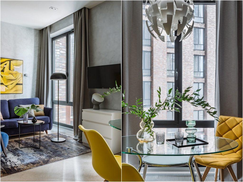 Смелое решение: 5 ярких, стильных и современных интерьеров, для тех, кто устал от нейтральной палитры